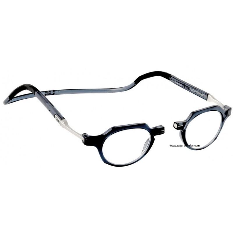 Caliente negro gafas de lectura de los hombres y las