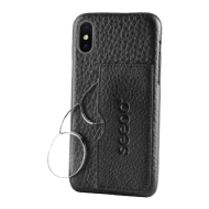Funda Seeoo light iPhone XS MAX Negra