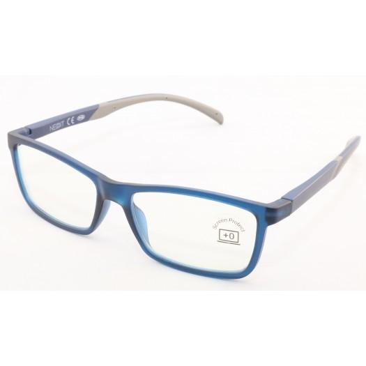 Gafas Protección Filtro Luz Azul de lectura, ordenador NEDDIT GF0178 AZUL