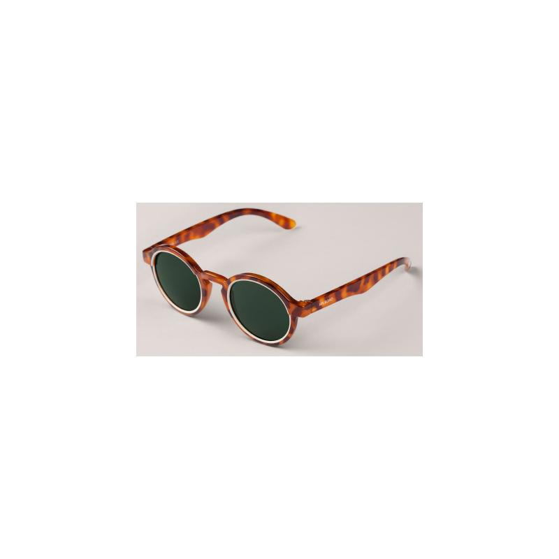 Gafas de sol MR. BOHO CIRCULAR CREAM RG6-11 LEO TORTOISE DALSTON ...