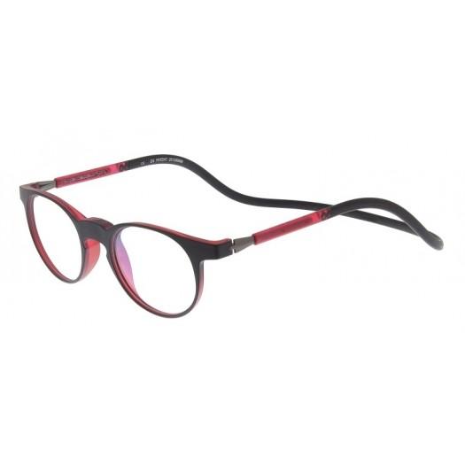 Gafas de lectura SLASTIK SOHO 007 BLACK RED