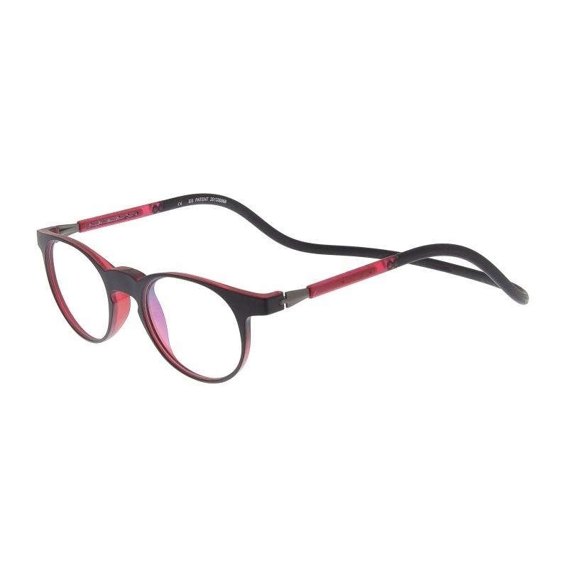 mejor calidad últimas tendencias de 2019 precio limitado Gafas de lectura SLASTIK SOHO 007 BLACK RED