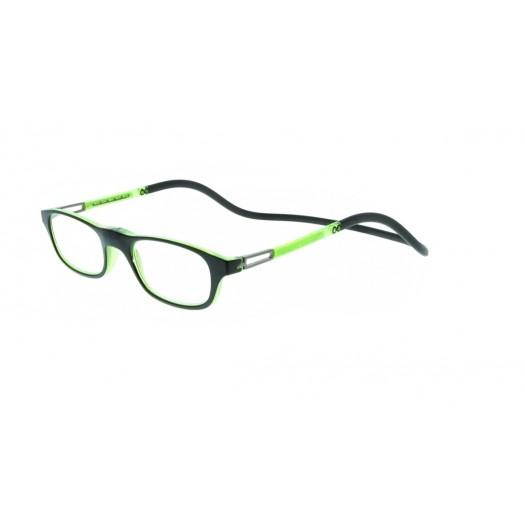 Gafas de lectura SLASTIK LEIA 019 BLACK GREEN