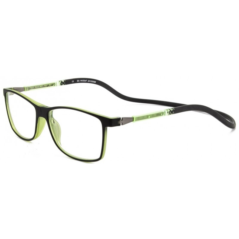 52b4d081e3 Gafas de lectura SLASTIK CAMDEN 010 BLACK ACID GREEN - TUPARDEGAFAS